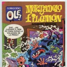 Tebeos: COLECCIÓN OLÉ! - MORTADELO Y FILEMÓN - ED. BRUGUERA - Nº 115 - 4ª EDICIÓN - 1984. Lote 279507553