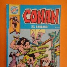 Tebeos: POCKET DE ASES . CONAN Nº 19 . 1982 BRUGUERA .. Lote 37928881