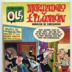Tebeos: COLECCIÓN OLÉ! - MORTADELO Y FILEMÓN - ED. BRUGUERA - Nº 138 - 2ª EDICIÓN - 1979. Lote 37954368