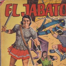 Tebeos: COMIC JABATO ALBUM GIGANTE Nº 9. Lote 37984097