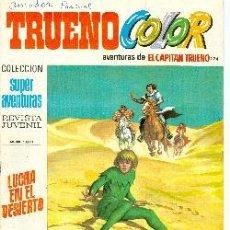 Tebeos: CAPITÁN TRUENO Nº 274 (TRUENO COLOR) 1974. Lote 38030155