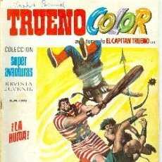 Tebeos: CAPITÁN TRUENO (TRUENO COLOR) Nº 220 - 1973. Lote 38032981
