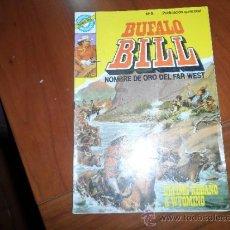 Tebeos: BUFALO BILL Nº 8 EDITORIAL BRUGUERA . Lote 38168575