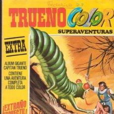 Tebeos: CAPITAN TRUENO COLOR EXTRA SUPERAVENTURAS Nº 12 TERCERA EPOCA -EDITA - BRUGUERA. Lote 38183383
