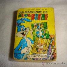 Tebeos: MINI INFANCIA Nº 15 LAS MEMORIAS DE BUGS BUNNY. 1ª EDICION.1968. Lote 38194791