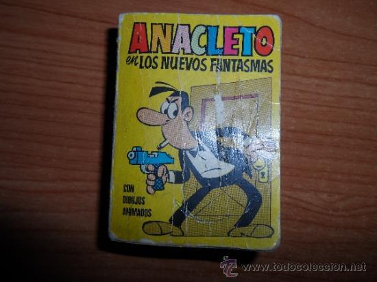 MINI INFANCIA Nº 136 - ANACLETO EDITORIAL BRUGUERA (Tebeos y Comics - Bruguera - Otros)