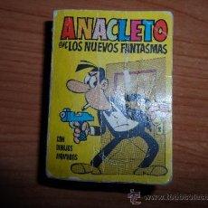 Tebeos: MINI INFANCIA Nº 136 - ANACLETO EDITORIAL BRUGUERA. Lote 38269477
