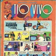 Livros de Banda Desenhada: TIO VIVO Nº 854. Lote 38271103