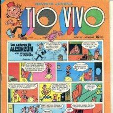 Livros de Banda Desenhada: TIO VIVO Nº 847. Lote 38271108