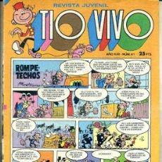 Livros de Banda Desenhada: TIO VIVO Nº 971. Lote 38271237