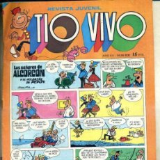 Livros de Banda Desenhada: TIO VIVO Nº 831. Lote 38271275