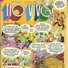 Livros de Banda Desenhada: TIO VIVO Nº 993. Lote 38271281