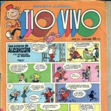 Livros de Banda Desenhada: TIO VIVO Nº 868. Lote 38272024