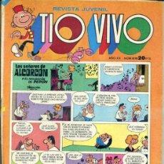 Livros de Banda Desenhada: TIO VIVO Nº 876. Lote 38272168