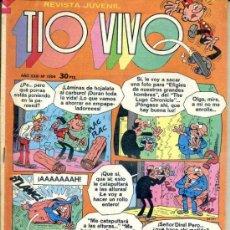 Livros de Banda Desenhada: TIO VIVO Nº 1004. Lote 38272221