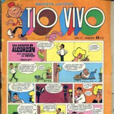 Livros de Banda Desenhada: TIO VIVO Nº 875. Lote 38272356