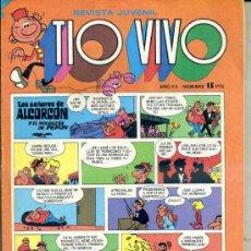 Livros de Banda Desenhada: TIO VIVO Nº 843. Lote 38272382