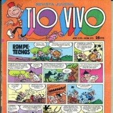 Livros de Banda Desenhada: TIO VIVO Nº 970. Lote 38272531