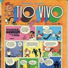 Livros de Banda Desenhada: TIO VIVO Nº 852. Lote 38272771