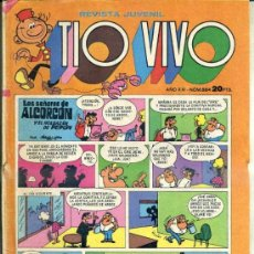 Livros de Banda Desenhada: TIO VIVO Nº 884. Lote 38272827