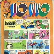 Livros de Banda Desenhada: TIO VIVO Nº 796. Lote 38273123