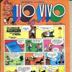 Livros de Banda Desenhada: TIO VIVO Nº 786. Lote 38273157