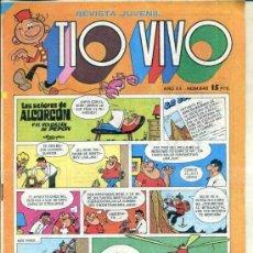 Livros de Banda Desenhada: TIO VIVO Nº 840. Lote 38273250