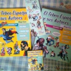 Tebeos: EL TEBEO ESPAÑOL Y SUS AUTORES -OBRA COMPLETA-ÚLTIMOS EJEMPLARES-2004-2007-ÚNICO EN TODOCOLEC-3460. Lote 214075371
