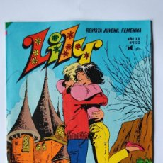 Tebeos: LILY, Nº 1122 EDITORIAL BRUGUERA. Lote 38349335