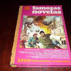 Tebeos: FAMOSAS NOVELAS Nº 13. (XIII) 2ª EDICIÓN 1978.. Lote 38382681