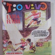 Tebeos: TIO VIVO EXTRA FUTBOL1982. Lote 38400583