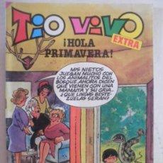 Tebeos: TIO VIVO EXTRA HOLA PRIMAVERA 1983. Lote 38400587