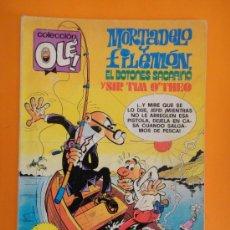 Tebeos: OLE ! MORTADELO Y FILEMON Nº 171 SACARINO Y SIR TIM O'THEO . 2ª EDICION BRUGUERA 1981 . . Lote 38440135