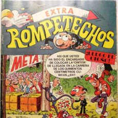 Tebeos: EXTRA ROMPETECHOS Nº 63 - AÑO 1984. Lote 38429421
