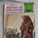 Tebeos: JOYAS LITERARIAS - AVENTURAS DE CESAR CASCABEL DE JULIO VERNE Nº 104. Lote 38434743