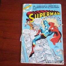 Tebeos: SUPERMAN Nº 9 - AÑO 1979 - EDIT. BRUGUERA / MR SAMELBORP EL MAGO DE LA 5º DIMENSION. Lote 38508736