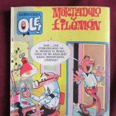 Tebeos: MORTADELO Y FILEMON Nº 234 - M 29. COLECCIÓN OLÉ!. 2ª EDICIÓN 1987 BRUGUERA-EDICIONES B . Lote 38520114