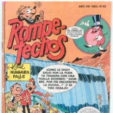 Tebeos: ROMPETECHOS - Nº 42 - ED. BRUGUERA - 1985. Lote 38528282