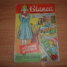 Tebeos: BLANCA REVISTA JUVENIL Nº 75 EDITORIAL BRUGUERA. Lote 38660498