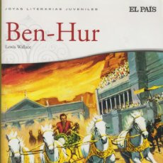 """Tebeos: COMIC JOYAS LITERARIAS """" BEN-HUR """" ED.EL PAÍS 2010. Lote 38644780"""
