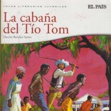 Tebeos: COMIC LA CABAÑA DEL TIO TOM.JOYAS LITERARIAS 2010 ED.EL PAÍS. Lote 38645049