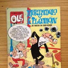 Tebeos: MORTADELO Y FILEMÓN COLECCIÓN OLÉ Nº 5 EDITORIAL BRUGUERA SÉPTIMA EDICÍÓN ENERO 1984. Lote 38659543