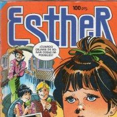 Tebeos: ESTHER - Nº 77 - EDITORIAL BRUGUERA - AÑO 1984.. Lote 38686124