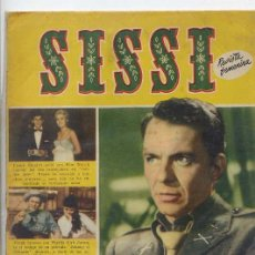 Tebeos: SISSI - Nº 34 - 20 OCTUBRE 1958. Lote 38742211