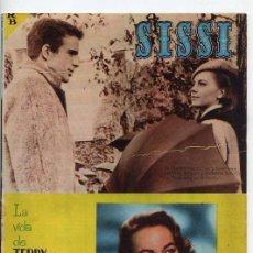 Tebeos: SISSI - Nº 250 - 21 ENERO 1963 - TERRY MOORE. Lote 38742296