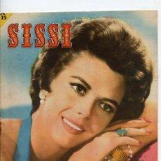 Tebeos: SISSI - Nº 258 - 18 MARZO 1963 - NATALIE WOOD - ENNIO SANGIUSTO. Lote 38742333