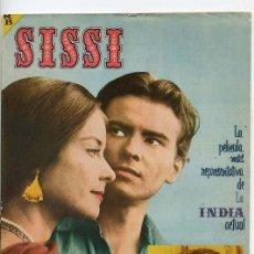 Tebeos: SISSI - Nº 259 - 25 MARZO 1963 - ACTORES EXTRANJEROS EN ESPAÑA. Lote 38742353