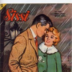 Tebeos: SISSI - NOVELA GRAFICA Nº 144 - 4 FEBRERO 1963 . Lote 38742513