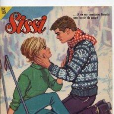 Livros de Banda Desenhada: SISSI - NOVELA GRAFICA Nº 145 - 11 FEBRERO 1963 - MAXIMILLIAN SCHELL. Lote 38742525