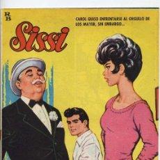 Livros de Banda Desenhada: SISSI - NOVELA GRAFICA Nº 148 - 4 MARZO 1963 - MARISOL. Lote 38742586